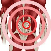 Pain target graphic